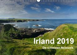 Irland 2019 – Die schönsten Reiseziele (Wandkalender 2019 DIN A3 quer) von Zimmermann,  Frank