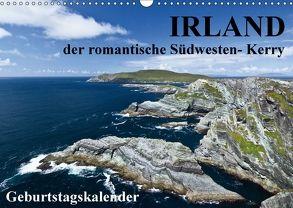 Irland – der romantische Südwesten – Kerry (Wandkalender 2018 DIN A3 quer) von Hess,  Holger