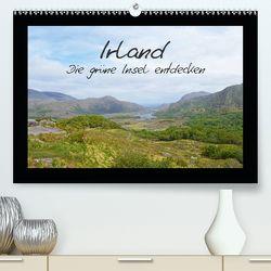 Irland – die grüne Insel entdecken (Premium, hochwertiger DIN A2 Wandkalender 2020, Kunstdruck in Hochglanz) von Stoll,  Sascha