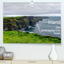 Irland – Die smaragdgrüne Insel (Premium, hochwertiger DIN A2 Wandkalender 2021, Kunstdruck in Hochglanz) von Tesmar,  Stefan