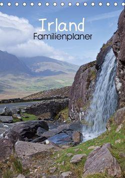 Irland Familienplaner (Tischkalender 2019 DIN A5 hoch) von Potratz,  Andrea