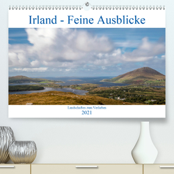 Irland – Feine Ausblicke (Premium, hochwertiger DIN A2 Wandkalender 2021, Kunstdruck in Hochglanz) von Akrema-Photograhy