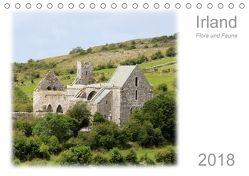 Irland – Flora und Fauna (Tischkalender 2018 DIN A5 quer) von Menssen,  Jutta