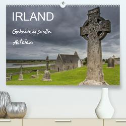 IRLAND – Geheimnisvolle Abteien (Premium, hochwertiger DIN A2 Wandkalender 2021, Kunstdruck in Hochglanz) von BÖHME,  Ferry