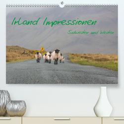 Irland Impressionen Südwesten und Westen (Premium, hochwertiger DIN A2 Wandkalender 2020, Kunstdruck in Hochglanz) von Härting,  Falk