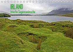 Irland – Irische Segenswünsche (Tischkalender 2019 DIN A5 quer) von Bönner,  Marion