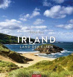 Irland – Kalender 2019 von Hill,  Chris, Weingarten