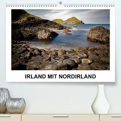 Irland mit Nordirland (Premium, hochwertiger DIN A2 Wandkalender 2020, Kunstdruck in Hochglanz) von Hallweger,  Christian