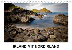 Irland mit Nordirland (Tischkalender 2019 DIN A5 quer) von Hallweger,  Christian