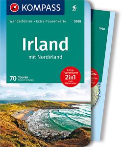 Irland mit Nordirland von Schwänz,  Robert