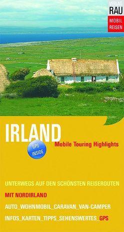 Irland mit Norirland von Rau,  Werner