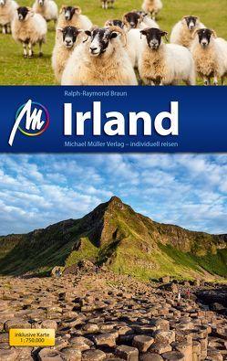 Irland Reiseführer Michael Müller Verlag von Braun,  Ralph Raymond