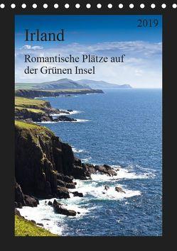 Irland – Romantische Plätze auf der Grünen Insel (Tischkalender 2019 DIN A5 hoch) von Hess,  Holger