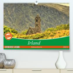 Irland – Sehnsuchtsorte 2021 (Premium, hochwertiger DIN A2 Wandkalender 2021, Kunstdruck in Hochglanz) von Stempel,  Christoph