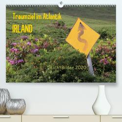 IRLAND Traumziel im Atlantik (Premium, hochwertiger DIN A2 Wandkalender 2020, Kunstdruck in Hochglanz) von Weber,  Frank