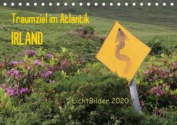 IRLAND Traumziel im Atlantik (Tischkalender 2020 DIN A5 quer) von Weber,  Frank