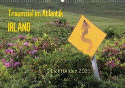IRLAND Traumziel im Atlantik (Wandkalender 2021 DIN A2 quer) von Weber,  Frank