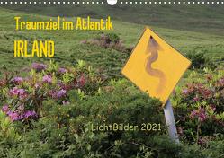 IRLAND Traumziel im Atlantik (Wandkalender 2021 DIN A3 quer) von Weber,  Frank