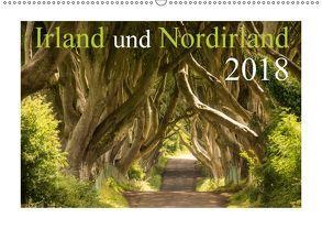 Irland und Nordirland 2018 (Wandkalender 2018 DIN A2 quer) von Jentschura,  Katja