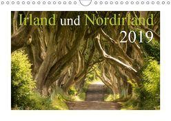 Irland und Nordirland 2019 (Wandkalender 2019 DIN A4 quer) von Jentschura,  Katja