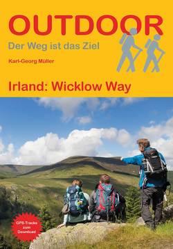 Irland: Wicklow Way von Müller,  Karl-Georg
