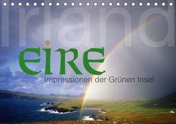 Irland/Eire – Impressionen der Grünen Insel (Tischkalender 2019 DIN A5 quer) von Nägele F.R.P.S.,  Edmund