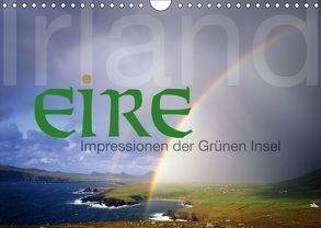 Irland/Eire – Impressionen der Grünen Insel (Wandkalender 2018 DIN A4 quer) von Nägele F.R.P.S.,  Edmund