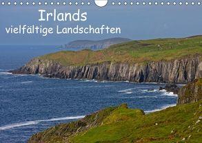 Irlands vielfältige Landschaften (Wandkalender 2018 DIN A4 quer) von Uppena,  Leon