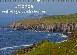 Irlands vielfältige Landschaften (Wandkalender 2019 DIN A3 quer) von Uppena,  Leon