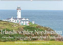 Irlands wilder Nordwesten, zwischen Galway und Fanad Head Lighthouse (Wandkalender 2019 DIN A2 quer) von Käufer,  Stephan