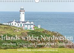 Irlands wilder Nordwesten, zwischen Galway und Fanad Head Lighthouse (Wandkalender 2019 DIN A4 quer) von Käufer,  Stephan