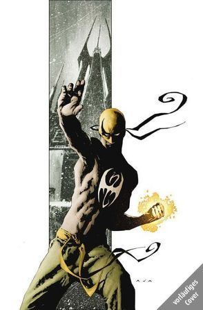 Iron Fist von Aja,  David, Brubaker,  Ed