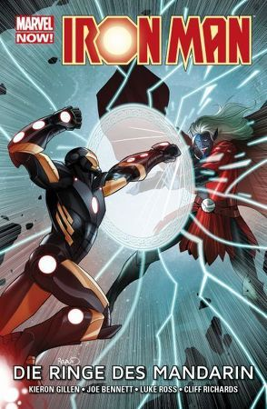 Iron Man – Marvel Now! von Bennett,  Joe, Gillen,  Kieron