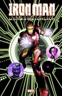 Iron Man: Unausweichlich von Casey,  Joe, Irving,  Frazier