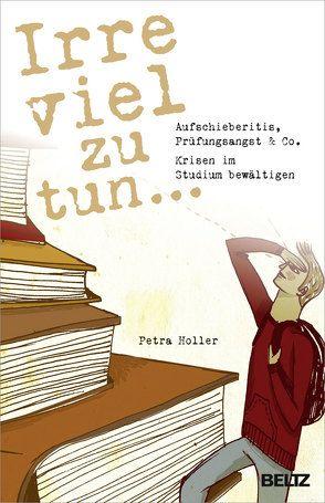 Irre viel zu tun … von Holler,  Petra