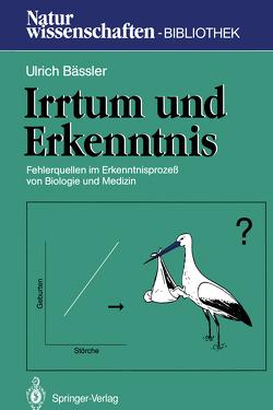 Irrtum und Erkenntnis von Bässler,  Ulrich