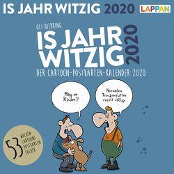 Is Jahr witzig! 2020 von Hilbring,  Oli