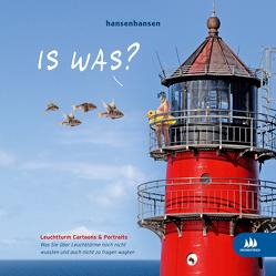 Is was? (Leuchtturm Cartoons & Portraits) von hansenhansen