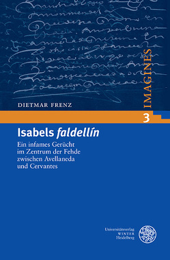 Isabels 'faldellín' von Frenz,  Dietmar