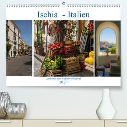 Ischia – Italien (Premium, hochwertiger DIN A2 Wandkalender 2020, Kunstdruck in Hochglanz) von Hagen,  Mario