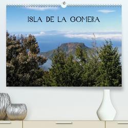 Isla de la Gomera (Premium, hochwertiger DIN A2 Wandkalender 2021, Kunstdruck in Hochglanz) von N.,  N.