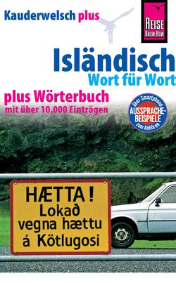 Isländisch – Wort für Wort plus Wörterbuch von Kölbl,  Richard