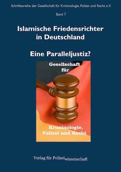 Islamische Friedensrichter in Deutschland von Blankenhorn,  Timo