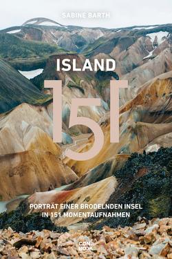 Island 151 von Barth,  Sabine