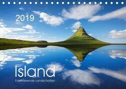 ISLAND 2019 – Faszinierende Landschaften (Tischkalender 2019 DIN A5 quer) von Koch,  Lucyna