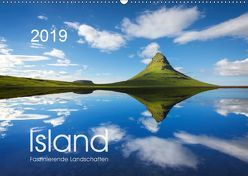 ISLAND 2019 – Faszinierende Landschaften (Wandkalender 2019 DIN A2 quer) von Koch,  Lucyna