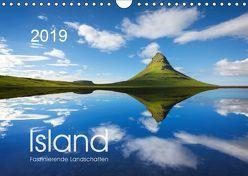 ISLAND 2019 – Faszinierende Landschaften (Wandkalender 2019 DIN A4 quer) von Koch,  Lucyna