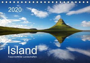 ISLAND 2020 – Faszinierende Landschaften (Tischkalender 2020 DIN A5 quer) von Koch,  Lucyna