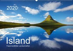 ISLAND 2020 – Faszinierende Landschaften (Wandkalender 2020 DIN A2 quer) von Koch,  Lucyna