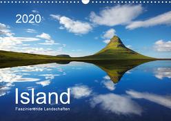 ISLAND 2020 – Faszinierende Landschaften (Wandkalender 2020 DIN A3 quer) von Koch,  Lucyna